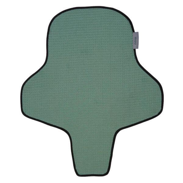 Wafel oud-groen harnas